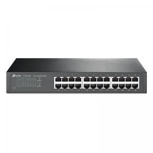 سوئیچ شبکه 24 پورت گیگابیت غیر مدیریتی تی پی لینک TP-Link TL-SG1024D